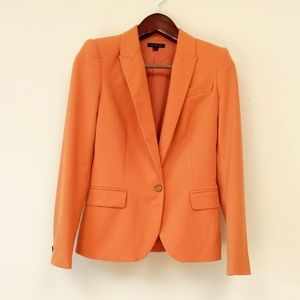 Rachel Zoe One Button Blazer Sz 4
